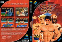 NEO-GEO CD SNK Covers  High Quality