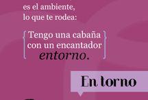 ortografia / by Eva María Cristóbal Antón