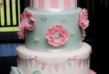 Chic cake design