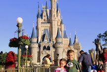 We will go to Disney...one day! / by Beth Spivey