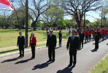 FIUNA participa de las celebraciones de los 116º años de Ayolas