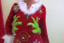 tacky Christmas outfits