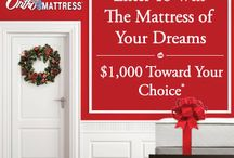 Sweepstakes - Win the Mattress of your Dreams! / Enter to Win the Mattress of your Dreams or $1,000 Towards your Choice*