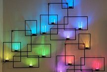 led lights decorating