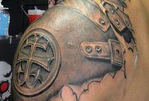 Schouder / Schouder tattoos