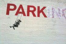 STREET ART & Landscape Art