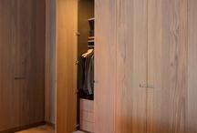 Nieuw huis - kasten en deuren