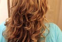 Hair Styles / by Mandy Bobb