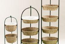 Basket tier