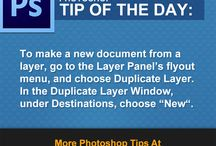 Photography Tools - Photoshop Tips