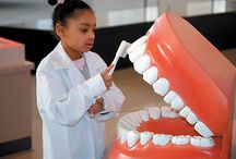 Child Dental Care / It is very important to take proper care of your child's teeth and gum to ensure good dental health. Find out how to look after children's teeth, including advice on brushing, toothpaste, establishing a routine and taking a child to the dentist for the first time.