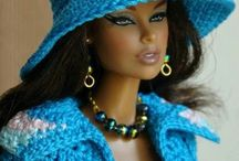 Crochet for Barbie/dolls