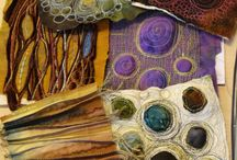 Textile art and other
