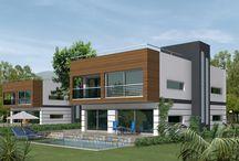 Delux Villas / We have just one... custom made villas