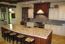 Ideas for the House / Granite Ideas