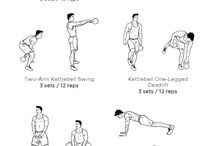 Body Building gym Workout