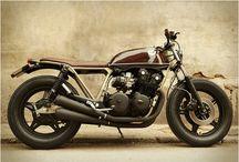 Honda CB 750 / Motor