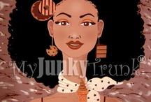 African American / by Jackie Adekanbi