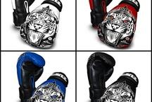 Muay Thai Gear / by ilm khalid