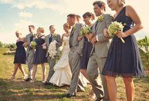 Bridesmaid/groomsmen