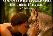 wonderous animal quotes