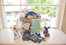 Out of Town Bags / Favors + Gifts for Guests