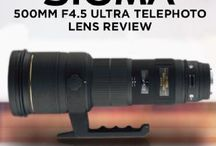 Camera Lens Reviews / Camera Lens reviews from Samy's Camera staff and trusted photographers.