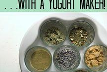 yogurt maker uses