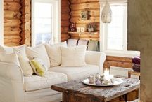 Log Cabin Home Ideas