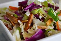 Salads / by Sandy Hoefling