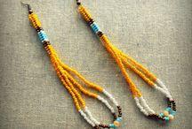 bead work