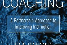 Instructional Coaching Books / I love learning from so many thought leaders in the world of Instructional Coaching. Check out some of these books! You won't be disappointed!