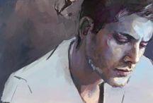 Dean e Sam Winchester *_*
