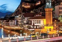 Traveling Places in Amasya Turkey