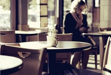 Cafe! / by Calista Ng