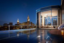 """ՇᏲε ηƴc ℙεηthoʊsε"" / NYC Penthouses & others from around the world / by Deborah Escobar"
