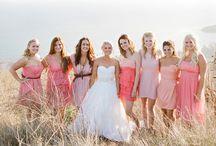 bridesmaids / by Kimberly Bonnett