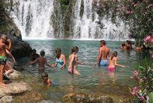 Watervallen Algar