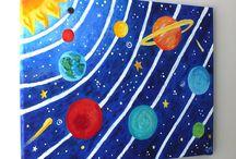Csillagászati Világnap / gyerekek játékos megismertetés a témával