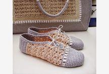 DIY schoentjes / slippers