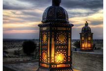 Moroccan Outdoor Lights