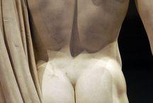 Escultura clássica // Classic sculptures
