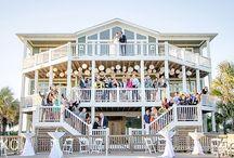 Beach wedding idea's