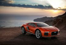 Audi Concept Cars / Audi Concept Cars
