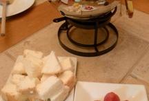 Fondue must do! / Fondue, cheese, party, chocolate