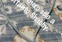 Crocettanto Shabby di Sanvido Francesca / C'è una piccola magia nel creare qualcosa dal nulla.