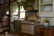 Country Kitchen / by Leslie Spano