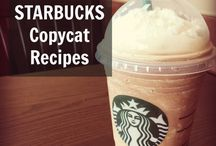 Starbucks Coffee Copycats