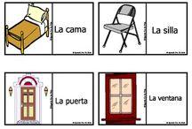 Spanish  / by N Walton