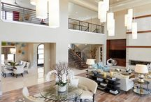 Interiors / A sampling of our designs from the inside.  All details matter when designing your dream home.